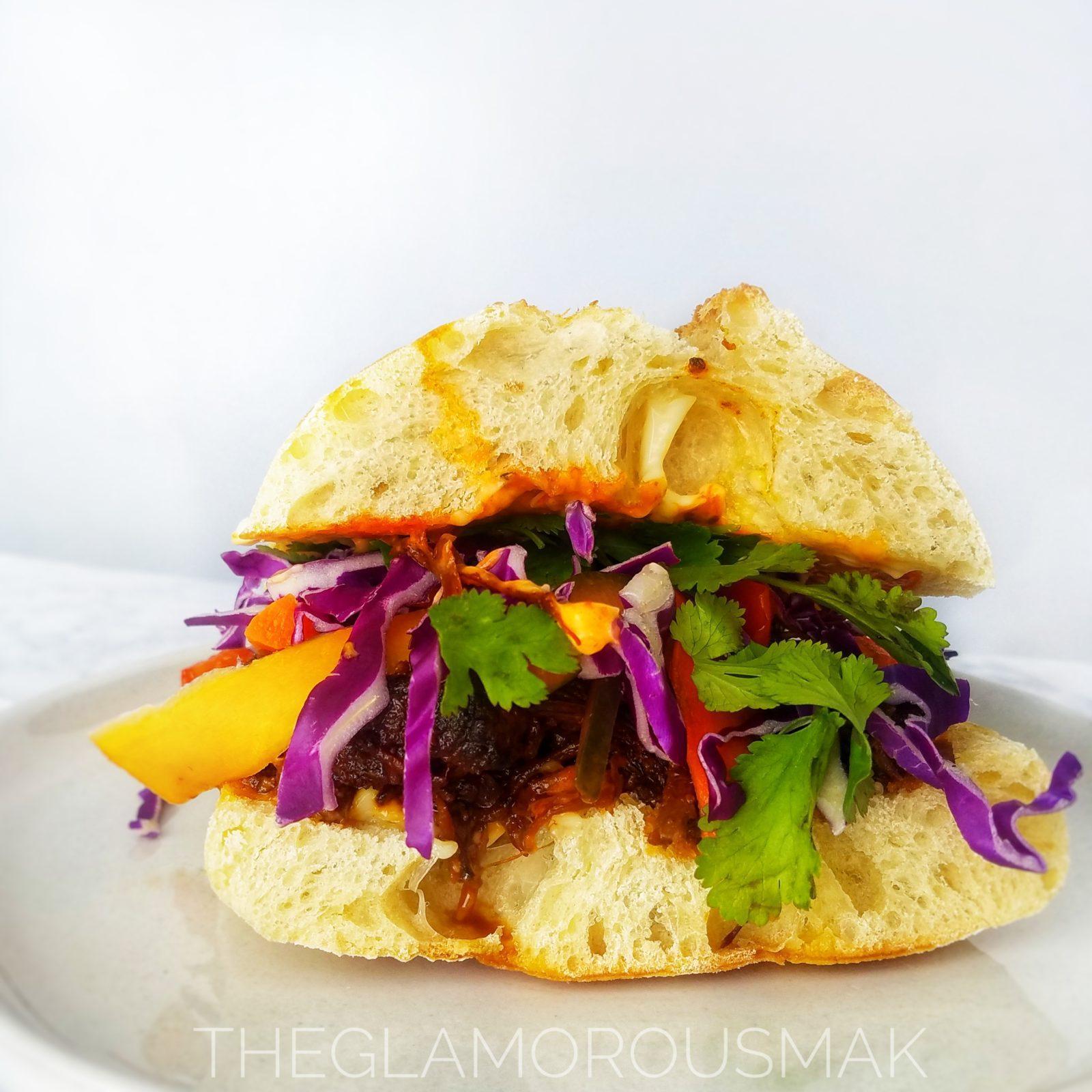 banh mi sandwich recipe vietnames street food